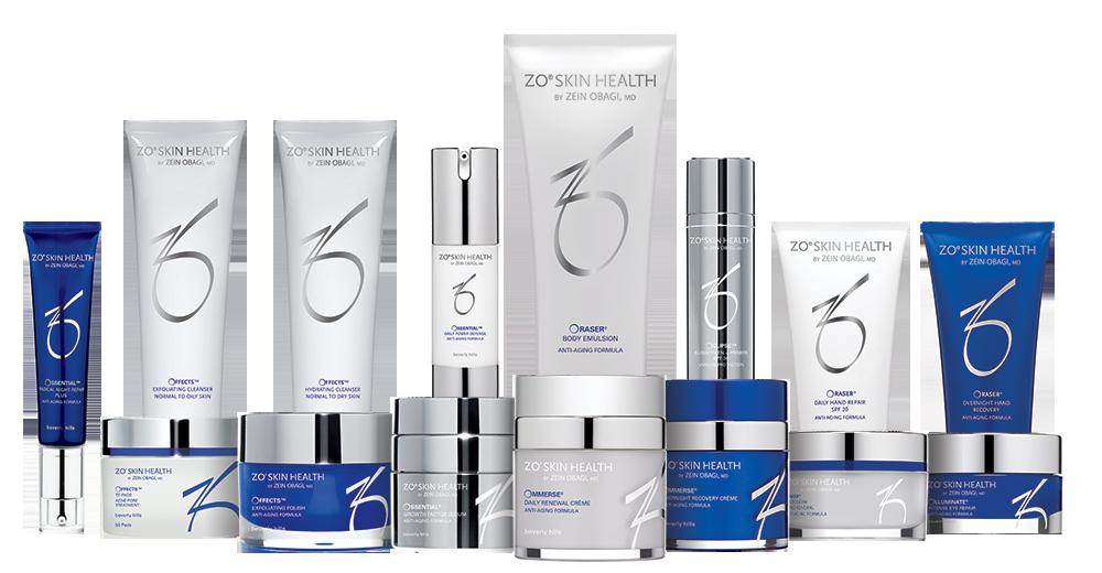 Just Skin - ZO Health producten