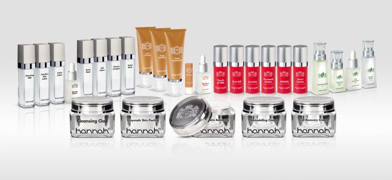 Just Skin - hannah producten lijn