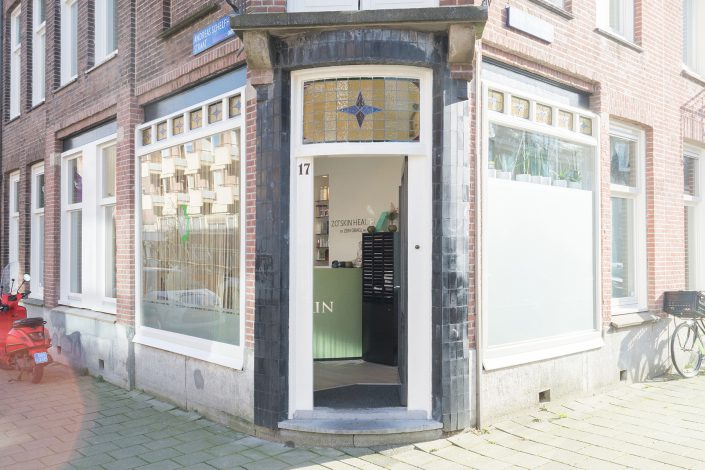 Just Skin - Amsterdam - entree
