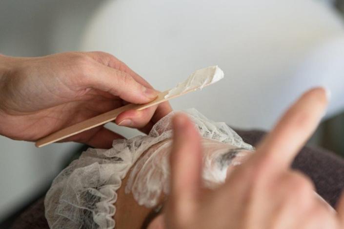 Just Skin - Amsterdam - peeling