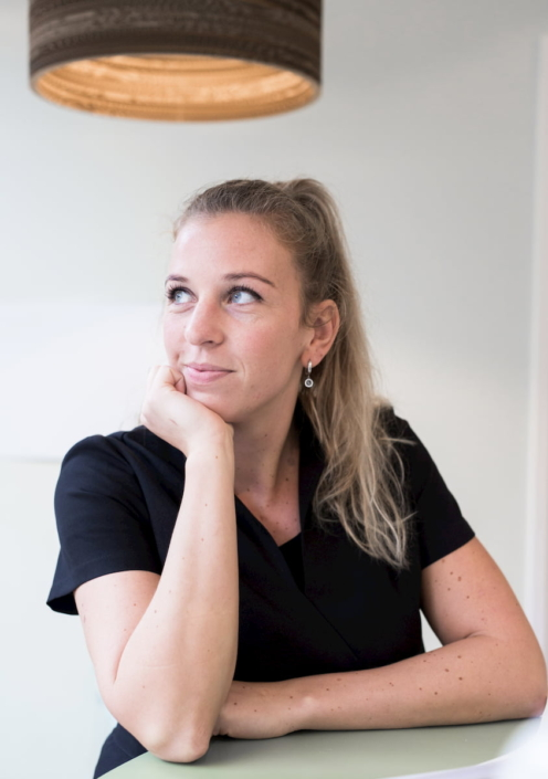 Demi van der Wal Just Skin