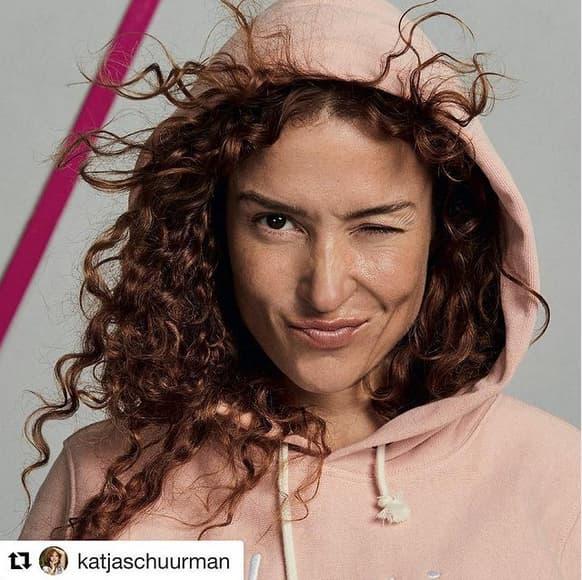 Katja Schuurman bij Just Skin